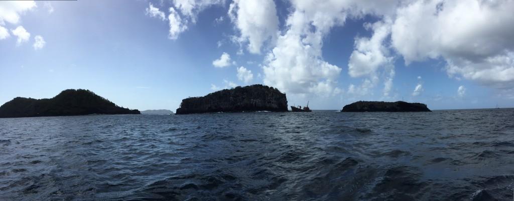 Im Süden der Admiralty Bay, Bequia